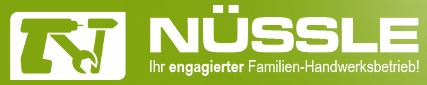 Logo Hausmeisterei Nüssle